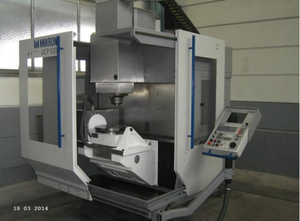 Mikron UCP 600 Machining center - horizontal
