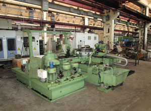 Zts Lr Najus, A.S. JUS-10-0201 Multispindle / gang drilling machine