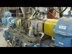 Farrel 4LMSD Extrusion - Twin screw extruder