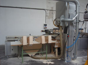 Sierra a tablas Mz Project Wood-Working Machinery, Italy HOPPER 025