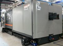 Used Sandretto MEGA 1300T 11595/1300 Injection moulding machine