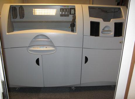 zprinter 650 imprimante 3d couleurs machines d 39 occasion exapro. Black Bedroom Furniture Sets. Home Design Ideas