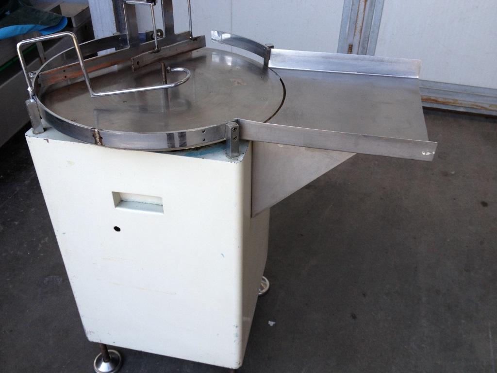 Ogem tavolo rotante di accumulo macchinari usati exapro - Meccanismo rotante per tavolo ...