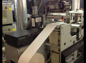 Mark Andy MA 2200 Etikettiermaschine flexo