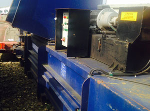 Used CK CK450 HFE Baling press - waste compactor