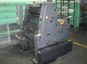 Heidelberg GTO-52-1 Offset one colour