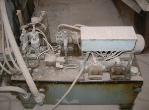 Erfurt, Germany PASZ 160/2 Stamping press