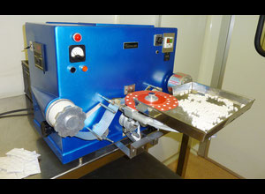 Strocar MC8 - Packaging machine of tablets