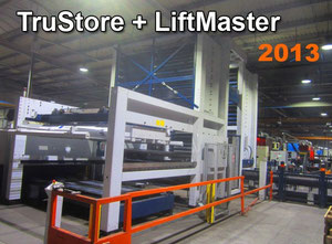 Trumpf TruStore + LiftMaster Other sheetmetal machinery