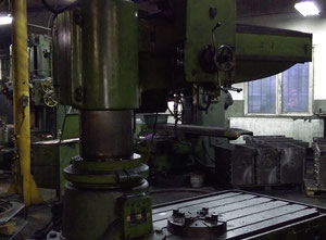 Used Stanko 2M57 Radial drilling machine