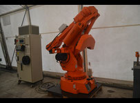 Used ABB IRB 6000/S3 M93 Industrial Robot
