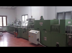 Used Sitma C705 Overwrapping machine