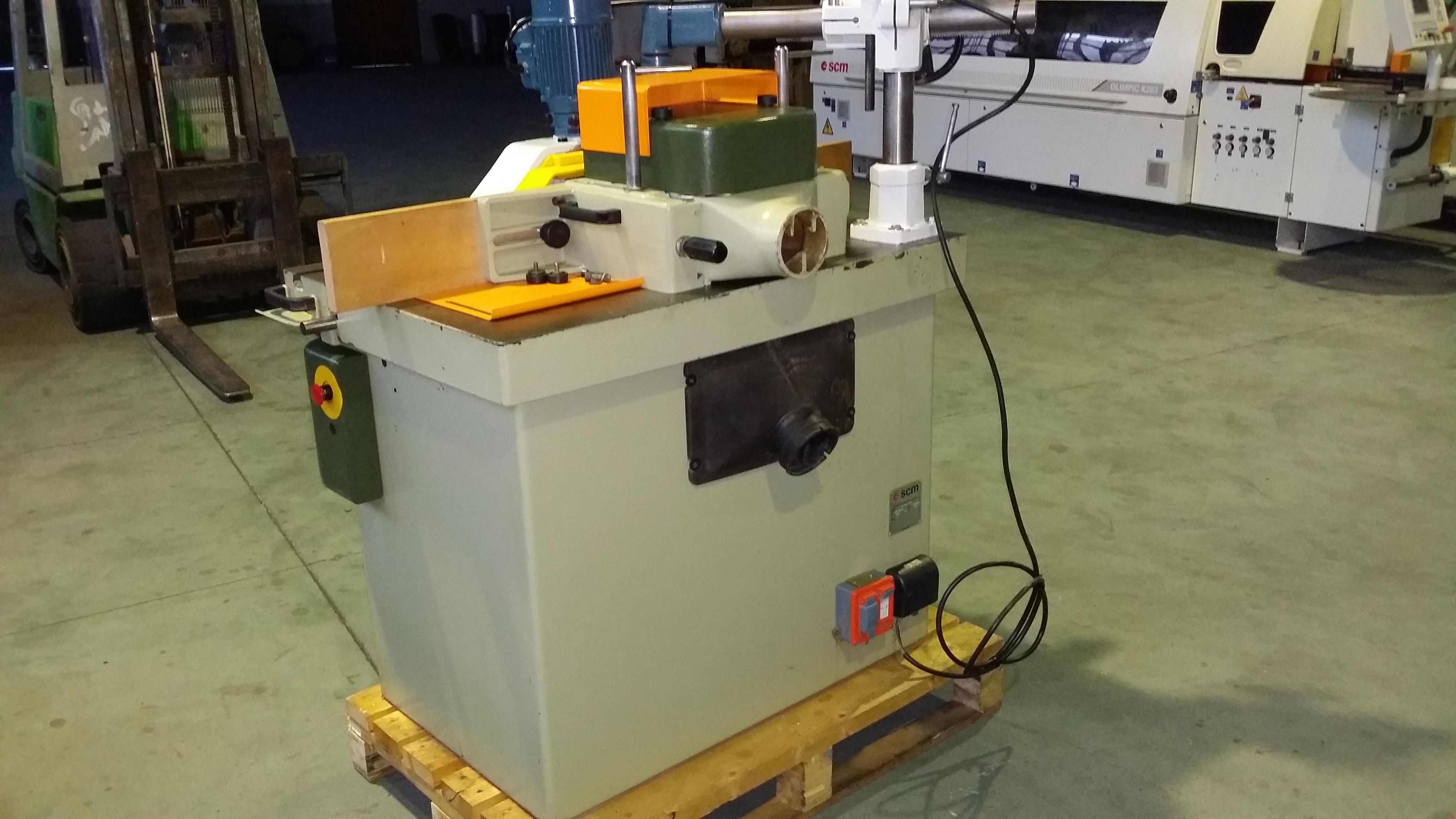 SCM T130 N Spindle moulding machine - Exapro
