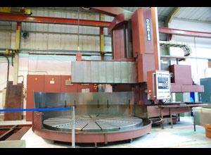Dörries CTE 320/3400 Karusselldrehmaschine CNC