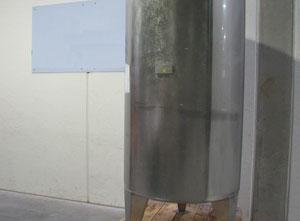 GmbH Binder Storage tank stainless steel