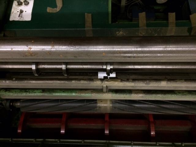 paper sheeter machine