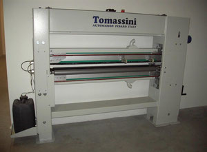 TOMASSINI CLEAN BRUSH 130/S2 Bürstmaschine