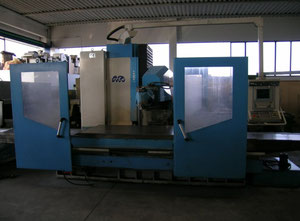 MTE BF-2200 CNC Fräsmaschine