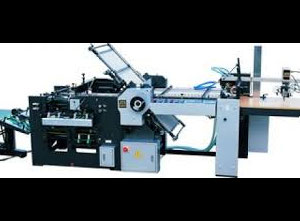 Folding Machine champion CYHD 780 Falzmaschine