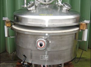 Used Sweco PH-46 Y - 713032 separator