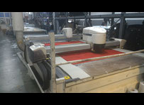 Lectra Vector 5000 / 7000 Automated cutting machine