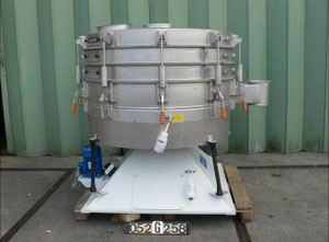 Used Allgaier Process Technology TSI-143 Separator