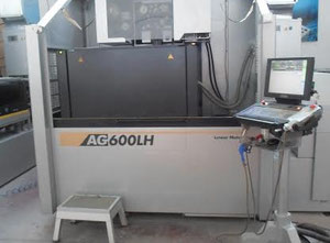 Elettroerosione a filo Sodick AG600LH
