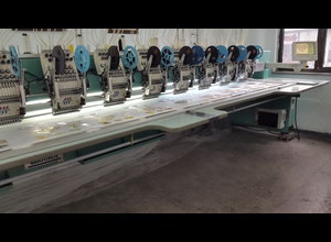 Tajima TFGN 1215 One head / multi-heads embroidery machine