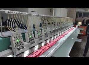 Tajima TFGN920 Многоголовочная вышивальная машина