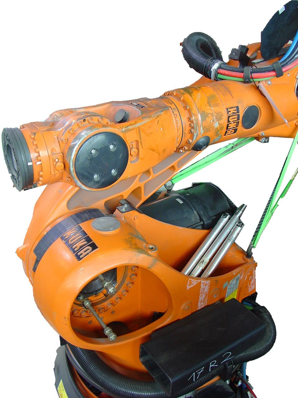 Kuka KR150 Industrial Robot - Exapro