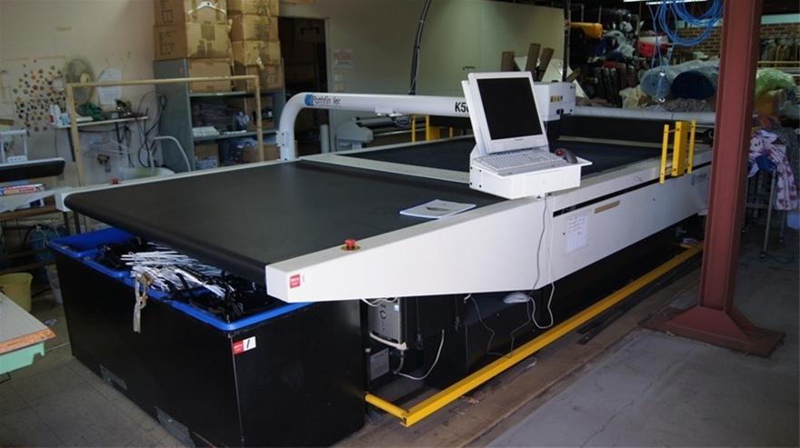Pathfinder K5180 Automated Cutting Machine Exapro