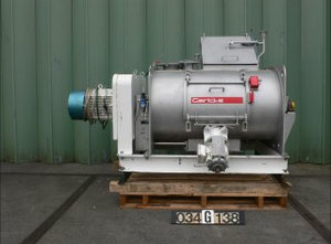 Used Gericke GMS-600 Mixer