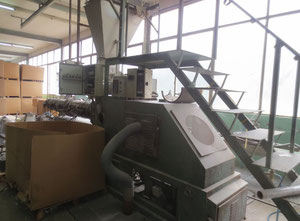 Stroj na vytlačování - Extrudér dvoušroubový Lmp Maris 125 mm