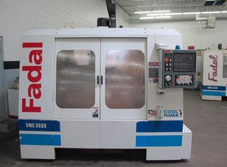 Fadal VMC 3020 Machining center - vertical - Exapro