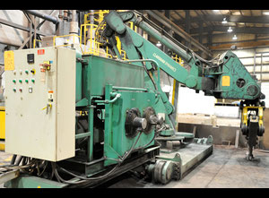 Used Clansman Dynamics Manipulator