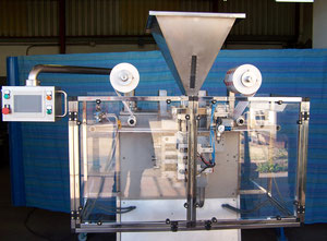 Used DEV-200 Bagging machine - Vertical -  Sachet machine