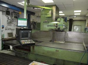 Frézka stolová CNC FS 100 S/A2