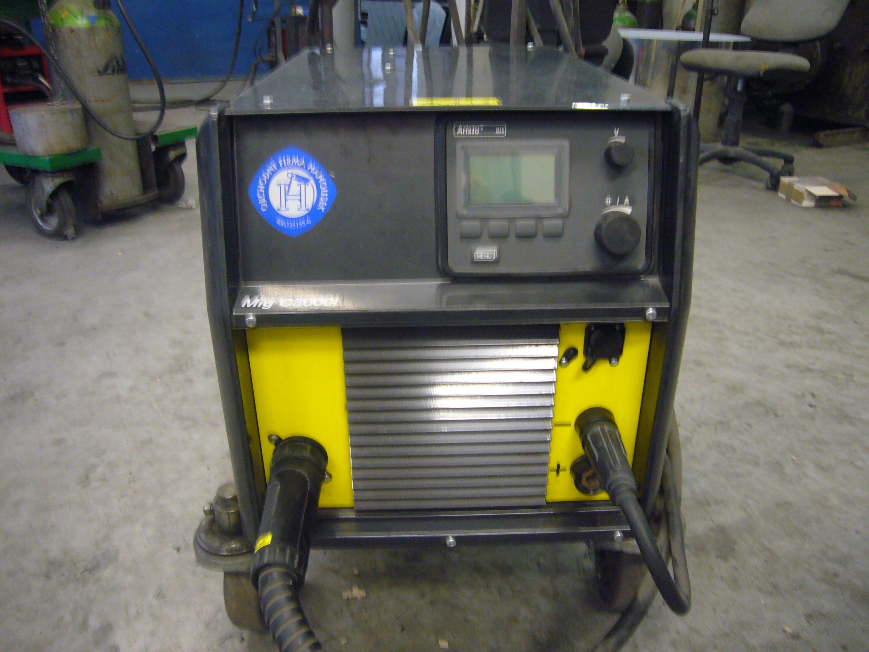 Esab Aristio Mig C3000i Welding Machine Exapro