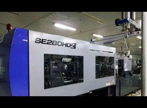 SUMITOMO SE280HDZ-C560HP Eine elektrische Spritzgießmaschine