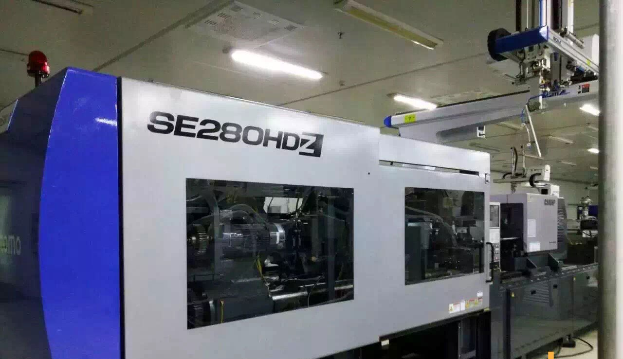 sumitomo injection molding machine specifications