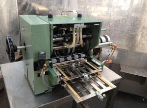 GUK  Mod.  FA21/4 CARTONAC 91 - Leaflet folding machine used