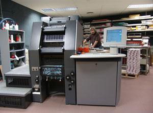 Heidelberg QM Di 46-4 NUM. 991840 4 farben offsetdruckmaschine