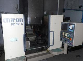 chiron fz 12 s machining center vertical exapro rh exapro com Yamaha FZ 150 Yamaha FZ Latest Model