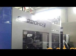 Wtryskarka elektryczna SUMITOMO SE220HDZ-C560 HP