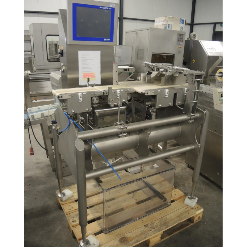 Mettler Toledo Garvens Checkweigher Manual