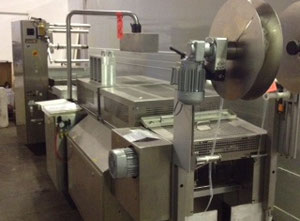 Used Tiromat Powerpack 660 Thermoforming - Form, Fill and Seal Line