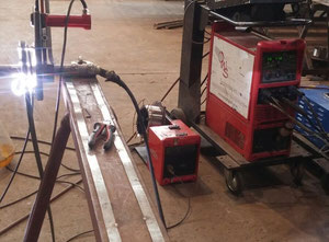 Orital Welding Machine