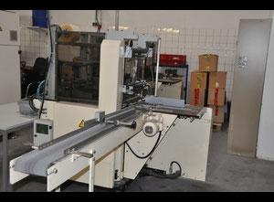 Sollas 17 Overwrapping machine/ cellophane machine