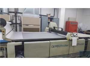 Gerber S7200 Automated cutting machine