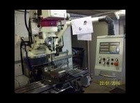 Optimum OPTI Mill MTB universal milling machine